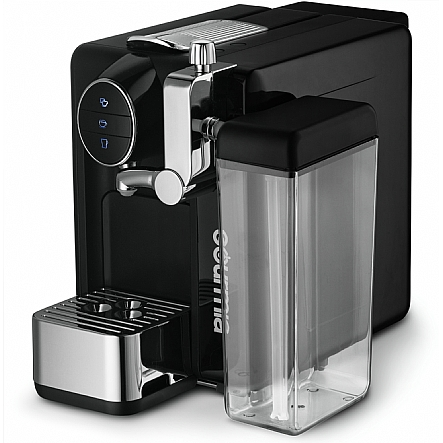 One Cup Latte Coffee Maker : Coffee Machine, Gourmia GCM6500 - 1 Touch Automatic Espresso Cappuccino & Latte Maker - Italian ...