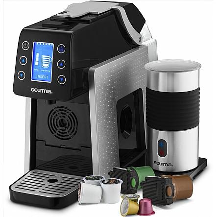 Coffee Machine Gourmia Gcm5000 One Touch Multi Capsule Coffee