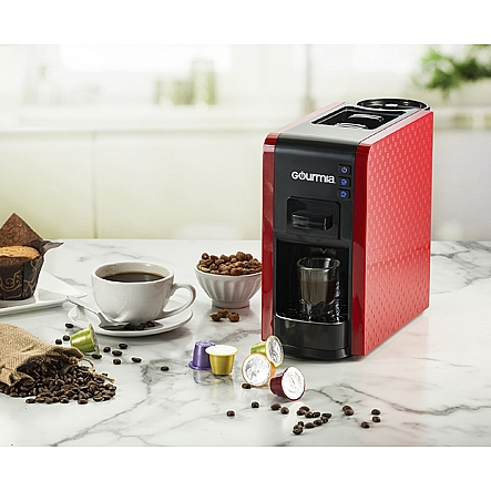 Coffee Machine Gourmia Gcm7000 Multi Capsule Espresso