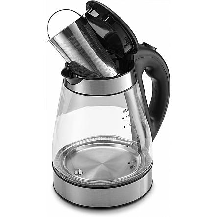 Tea Machine Amp Kettles Gourmia Gdk385 Multi Function