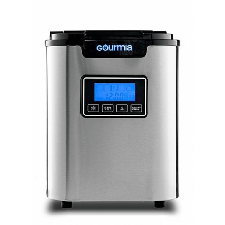 Ice Makers Gourmia Gi500 Digital Electric Compact Ice